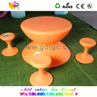 XGC outdoor kid's table and chairs/kids furniture wholesale