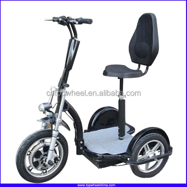 Topwheel Tp012 500w Brushless Motor 3 Wheel Electric
