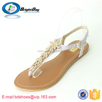 Flip flop slipper ladies sandals cheap indian leather sandals wholesale
