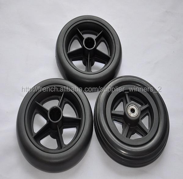 Petit plastique 6 pouces eva roue poussette plastique for Diametre exterieur pneu