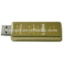 2012 hottest Goldbar usb stick 8GB