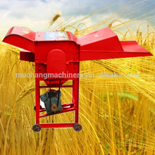 Factory supply high quality electrical grain thresher for sale