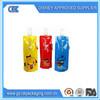 Foldabel packaging bag for water/aluminum foil wine bag, juice, water, oil bag in box with tap valve