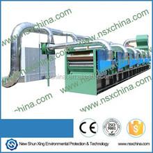 Denim/Jeans/Yarn/knitting waste recycling machine line NSX-FS1500