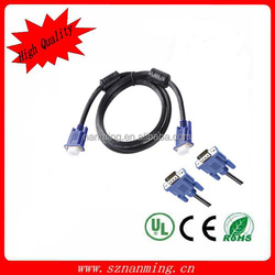 DB9 to vga cable vga for laptop projector