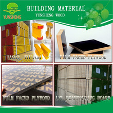 2015 China Wholesale Cheap Poplar building material with good offer