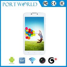 6inch MTK8312 dual core dual camera dual SIM 3G mobile phone