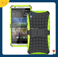 2014China wholesale! tpu&pc hard plastic cell phone case for HTC Desire 820 in stock