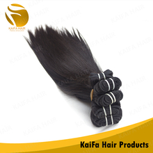 hot selling natural color long 16 inch hair extensions