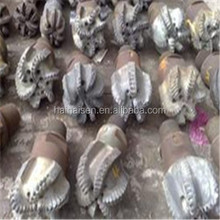 Scrap and used TCI tricone bit / tungsten carbide scrap drilling , used sale,water well drilling machine See lar