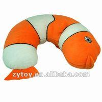 Stuffed Fish Shaped Pillow OEM