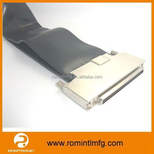High Speed 100 pin flat ribbon cable, factory price KEL cable