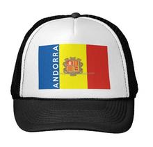 2015 venta al por mayor Andorra bandera de moda barata mini top hat con el clip