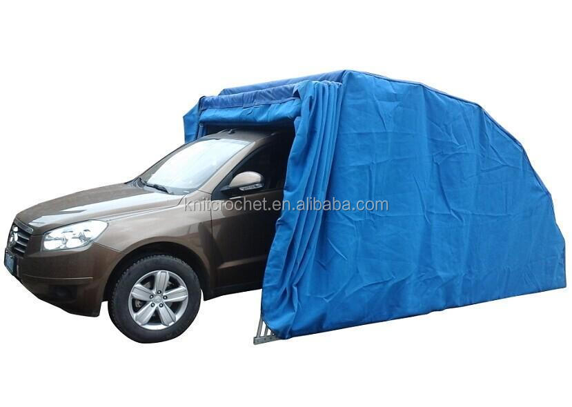 Temporary Shelters For Cars : Outdoor waterproof portable folding car shelters