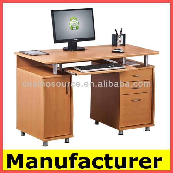Ikea de madera para oficina y el hogar de la computadora - Mesas para el ordenador ...