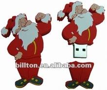 OEM gift pvc cartoon anime usb flash memory