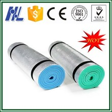 Insulated Foam Camping Sleeping Mat Roll Up Yoga Festival Outdoor