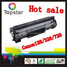 Toner for canon 128 328 728 black toner cartridge/ For canon toner cartridges 128 328 728/ compatible toner cartridge for canon