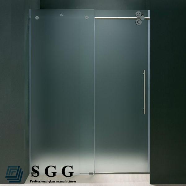 Puertas De Baño En Cristal Puerto Rico:interior puertas de cuarto de baño para puerta de la ducha-Cristal de