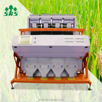 Hot Selling for Rice Mill Plant 320 Channels Rice CCD Camera Color Sorter