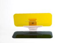 Car Sun Visor/Car Sun Shade/ Day and Night Glare Mirror Car Anti-Glare & Dazzling Goggle Day and Night Vision