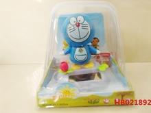 Baby Solar Energy Toys Solar Swing Flowers, Car Decorative Sun Doll