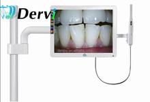 طب الأسنان المحمولة الكاميرا داخل الفم مع كاميرا عالية الوضوح pc معدات طب الأسنان