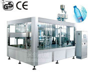 MIC12-12-5 high quality 3-in-1 mineral water washing machine/filling machine price