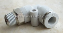 Elbow Plastic Pneumatic Fitting Pneumatic Push- In Fitting HPL