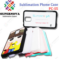 2014 Sublimation Mobile Phone Case for samsung Galaxy s5