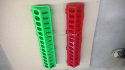 new type plastic Pigeon trough and quail feeder