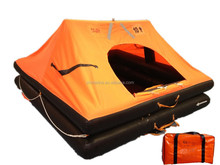 4 Person Inflatable Leisure Inflatable Life Rafts with Valise Packing