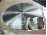 HSS Log Saw Blade for Paper Cutting Industry