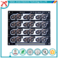 Mobile phone charger circuit board pcb design in pcb production line