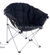 new designed leisure adult mesh outdoor camo round club chair