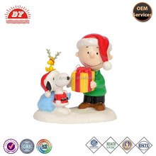 ICTI audited custom made action figure snoopy christmas gift