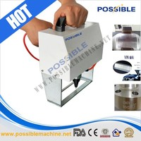 Possible brand Security code marking pneumatic marking machine