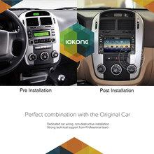 Iokone Bluetooth Touch Screen Car DVD GPS For Kia Sportage Cerato