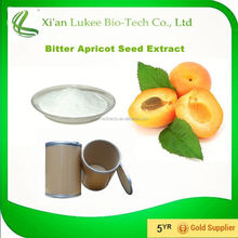 Low Price Pure Bitter Apricot Seed Extract 98% Amygdalin/Vitamin B17