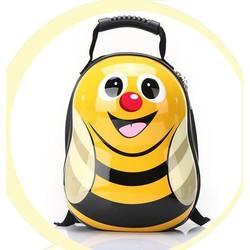 Bee model trolley luggage / kids trolley bag /hard case luggage