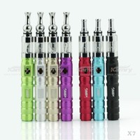 Newest electric cigarette Kamry x7 mod variable voltage cigarette x7 vape mod china alibaba