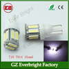 T10 7014 3SMD 194 927 161 168 W5W 7020 3 Led Auto Instrument Lights Car Wedge ,led car bulbs factory