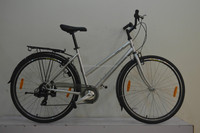 """28"""" STEEL MOUNTAIN BIKE/BICYCLE CLASSICAL STYLE 21SPEED SWMTB020"""