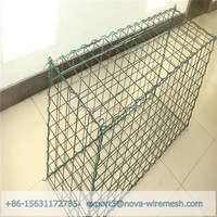 Strong And Fine Price Galvanized Welded mesh Gabions /Gabion Cages