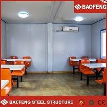 advanced modern design custom wind Resistance shelter houses prefabricated wooden