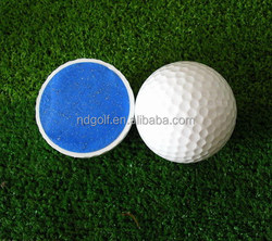 2016 Hot selling,New design, high quality, cheap ,two piece practice golf balls