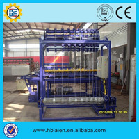grassland fence weaving machine with easy operation
