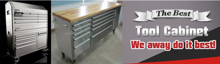 Garage. établi. métal table de travail