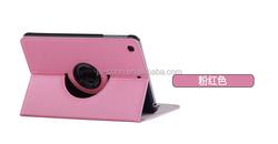 Custom PU leather case for ipad air case