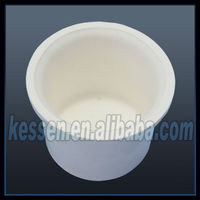 "Ceramic 95-99% High Purity Refractory Zirconia Crucible ACCEPT ""ESCROW"""